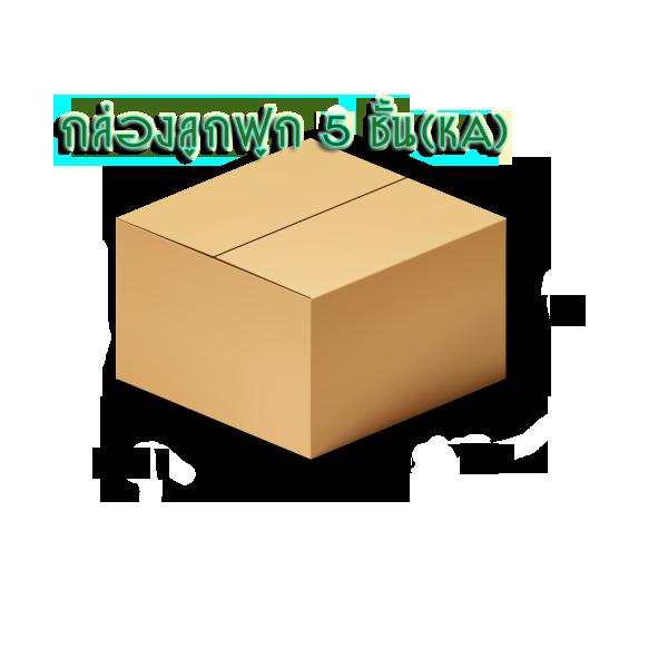 กล่องบรรจุสินค้า